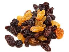Fruits Secs Aphrodisiaques et raisins sec