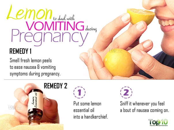avoid vomiting during pregnancy