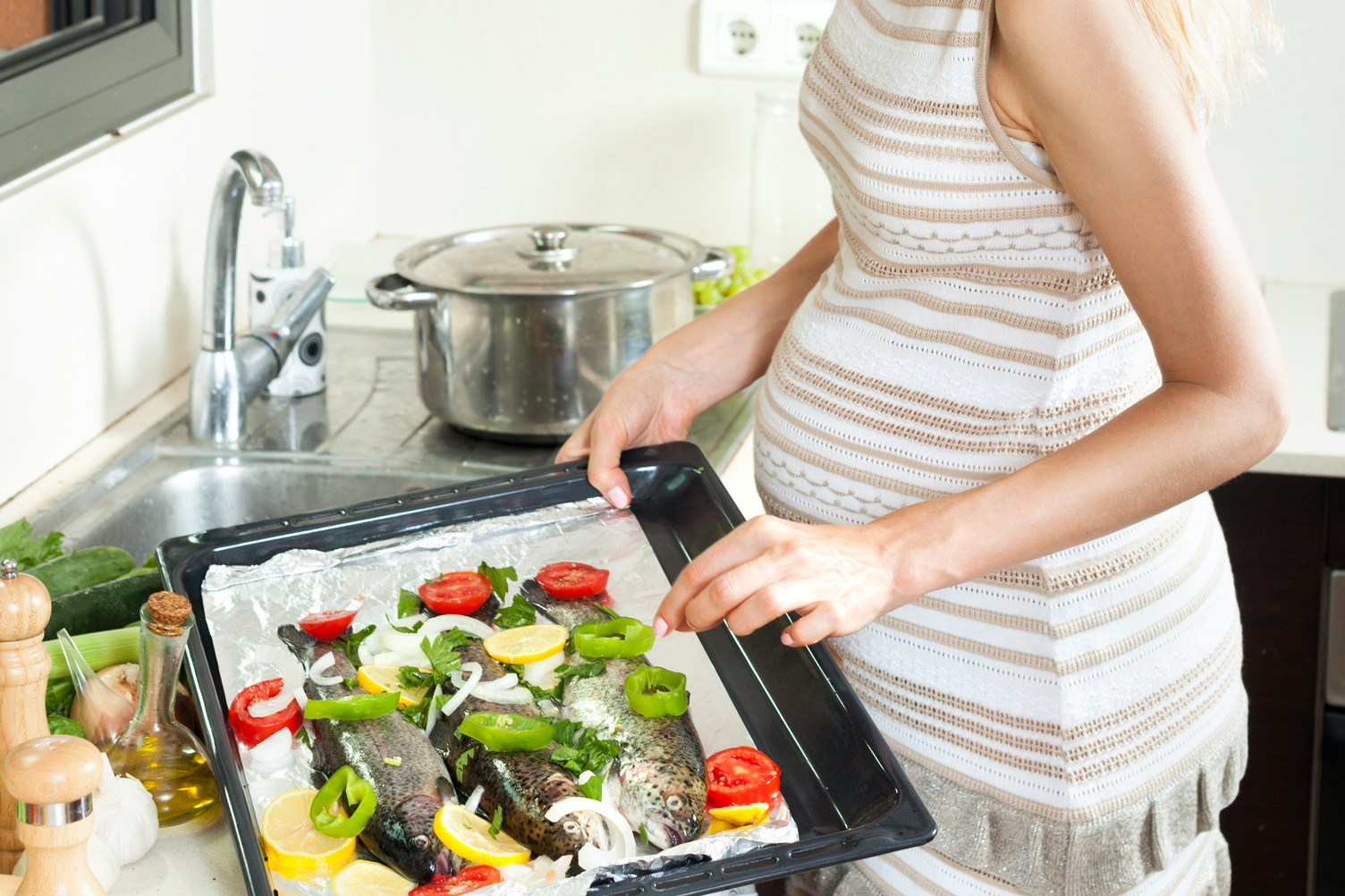 Conseils aliments pour grossesse