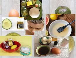 Masques naturel pour cheveux
