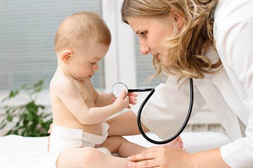 Suivi médical de bébé